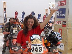 Patricia Watson-Miller - Dakar 2006