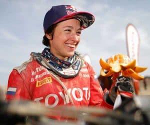 Anastasiya Nifontova Dakar 2019 - ©photo Dakar