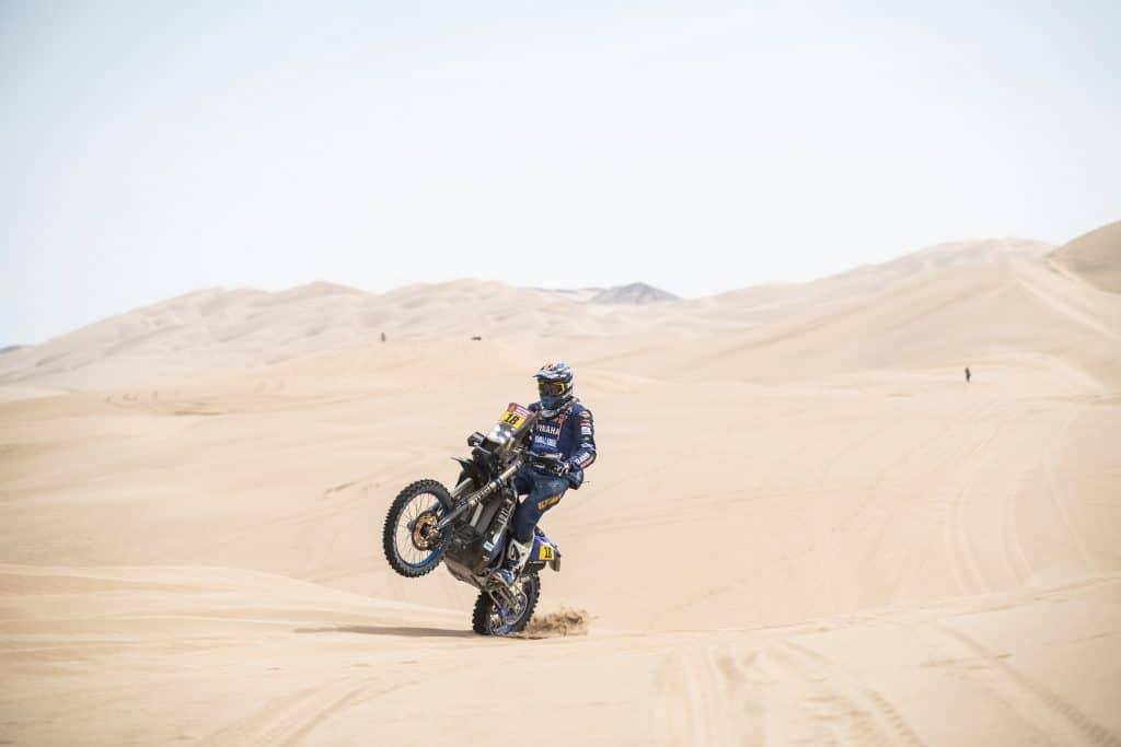 Xavier de Soultrait - Dakar 2019 ©Edouardo Bauer