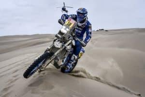 Dakar 2019 Xavier de Soultrait ©photo Edoardo Bauer