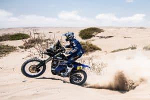 Dakar 2019 - Xavier de Soultrait - ©photo Edouardo Bauer