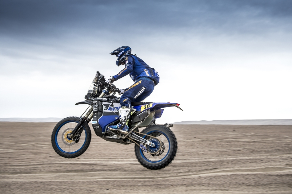 Dakar 2019 - Xavier de Soultrait © Edoardo Bauer