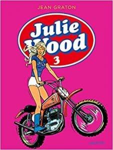 BD moto : Julie Wood TOME 3