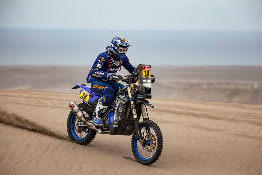 Xavier de Soultrait Dakar 2019 ©Edouardo Bauer