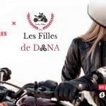 Les filles de Dana en moto : rassemblement caritatif pour les motardes