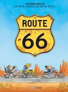 BD moto Route 66