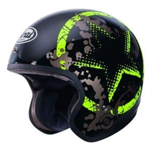 casque-jet-arai-freeway-classic-comet-green
