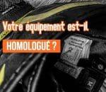 certification CE EPI des équipements moto