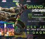 Jeu concours Supercross The Game 2019 La Bécanerie