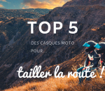 TOP 5 casques touring 2019