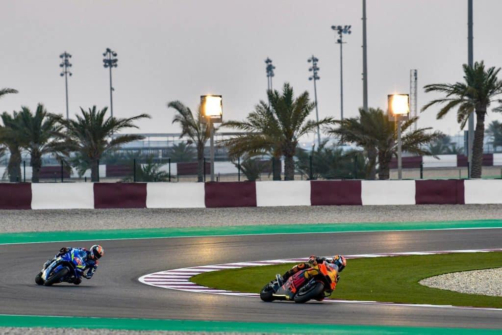 MotoGP Qatar ©motogp
