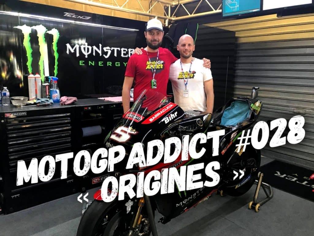 MotoGPaddict x La Bécanerie - épisode 028