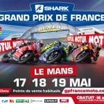 Shark Helmets Grand Prix de France Moto 2019 : les infos pratiques