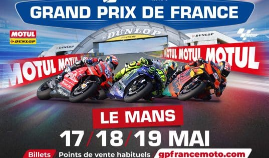 Shark Helmets Grand Prix de France Moto 2019