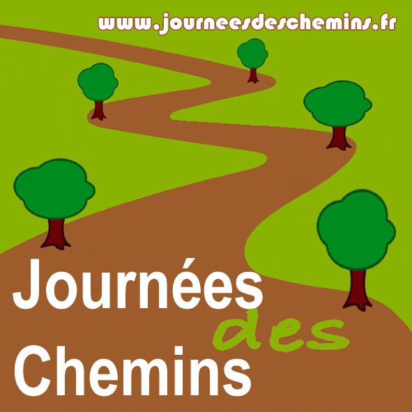 logo Journées des Chemins