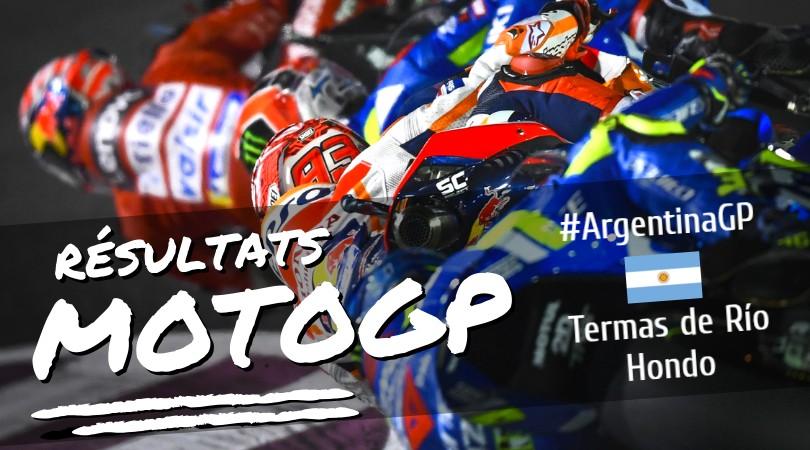 MotoGP Argentine 2019