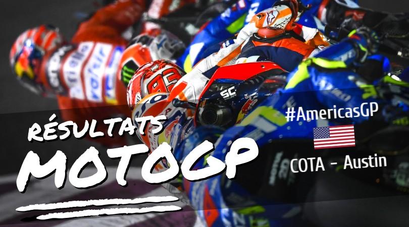 MotoGP 2019 USA