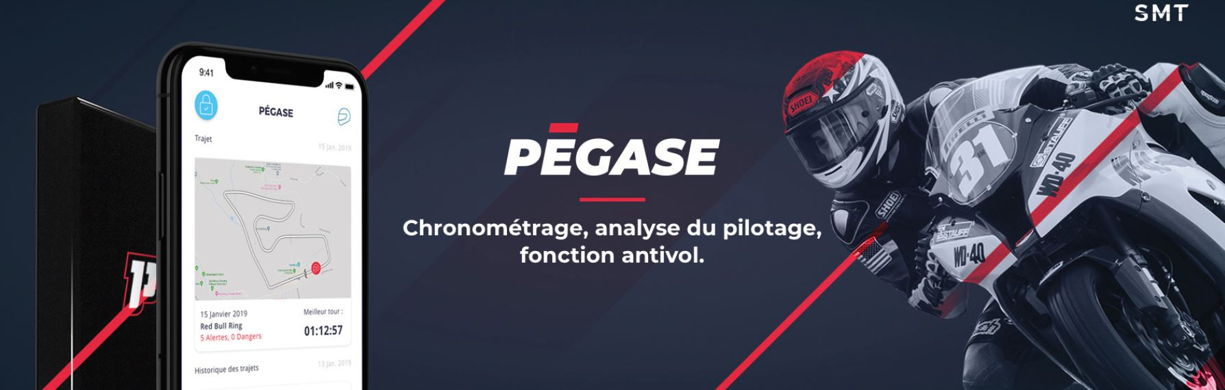 Pégase by SMT Performance