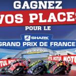 Concours : gagnez vos places pour le Grand-Prix de France moto