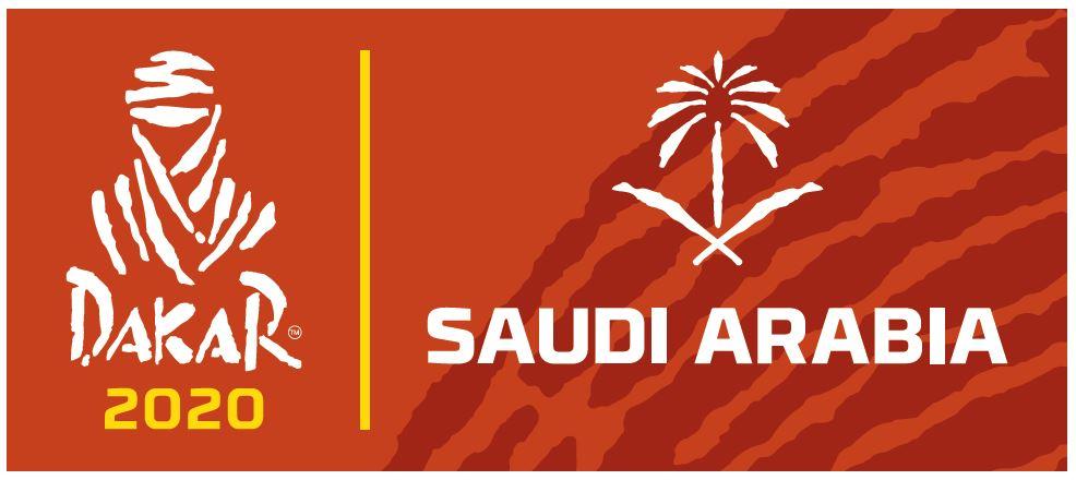 logo Dakar 2020 Arabie saoudite