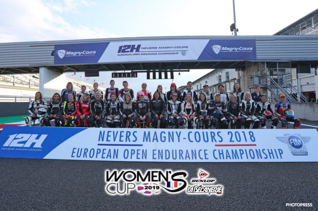 Women's Cup 2019 manche #2 lors des 12h de Magny-Cours