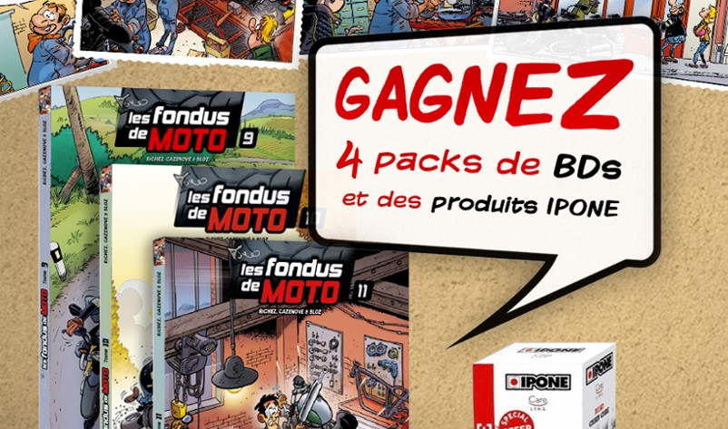 concours BD Bamboo IPONE