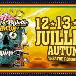 Le Rock'a'bylette Circus revient les 12, 13 et 14 juillet à Autun (71)