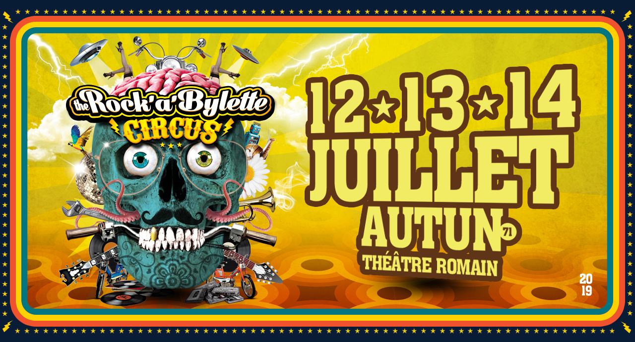 rockabylette circus festival 2019