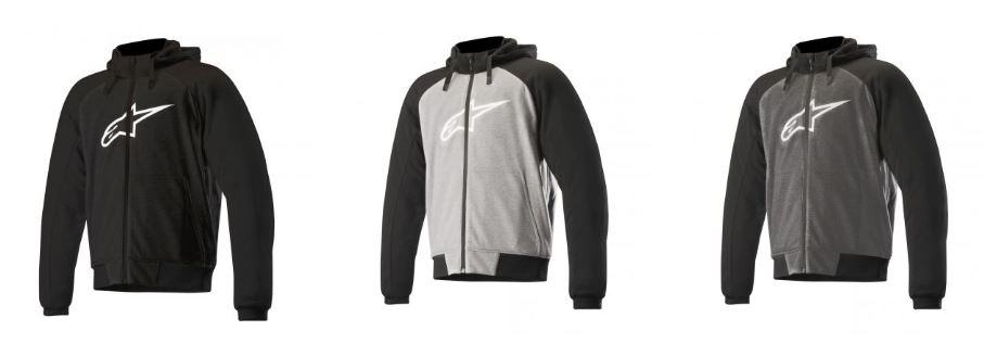 Sweat moto Alpinestars Chrome Sport