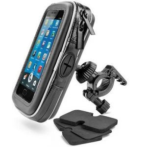 support guidon moto smartphone Lektronis