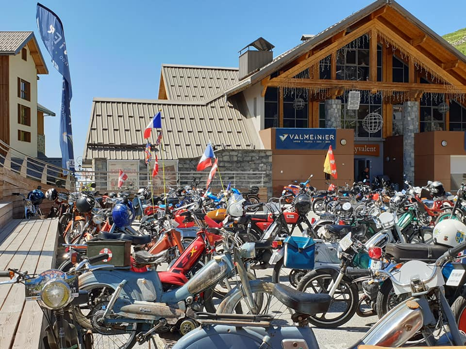 Le rallye des Meules de Savoie 2019 ©ville de Valmeinier