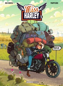 BD moto Miss Harley - tome 2