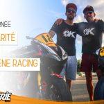 Journée solidarité pour Oxygène Racing lors du Promosport au Mans