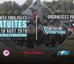 Matinées féminines au circuit Carole - août 2019