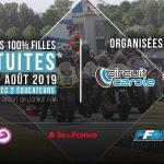17 et 18 août : inscrivez-vous aux matinées féminines du circuit Carole
