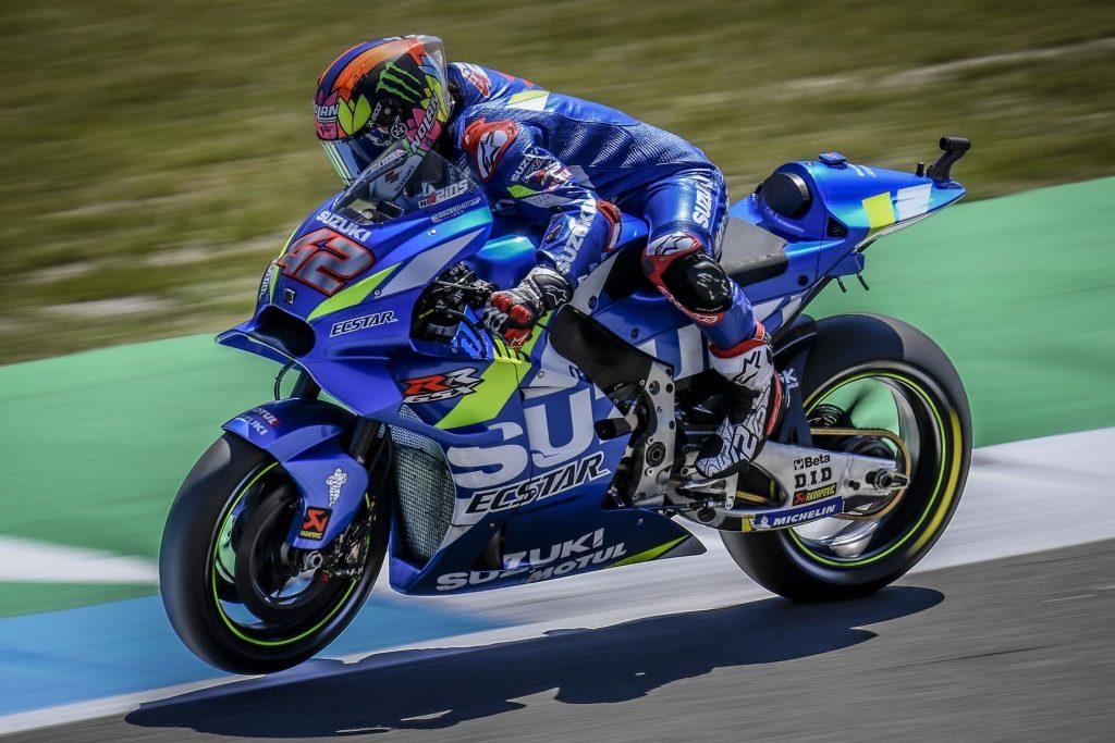 MotoGP 2019 Assen - Rins