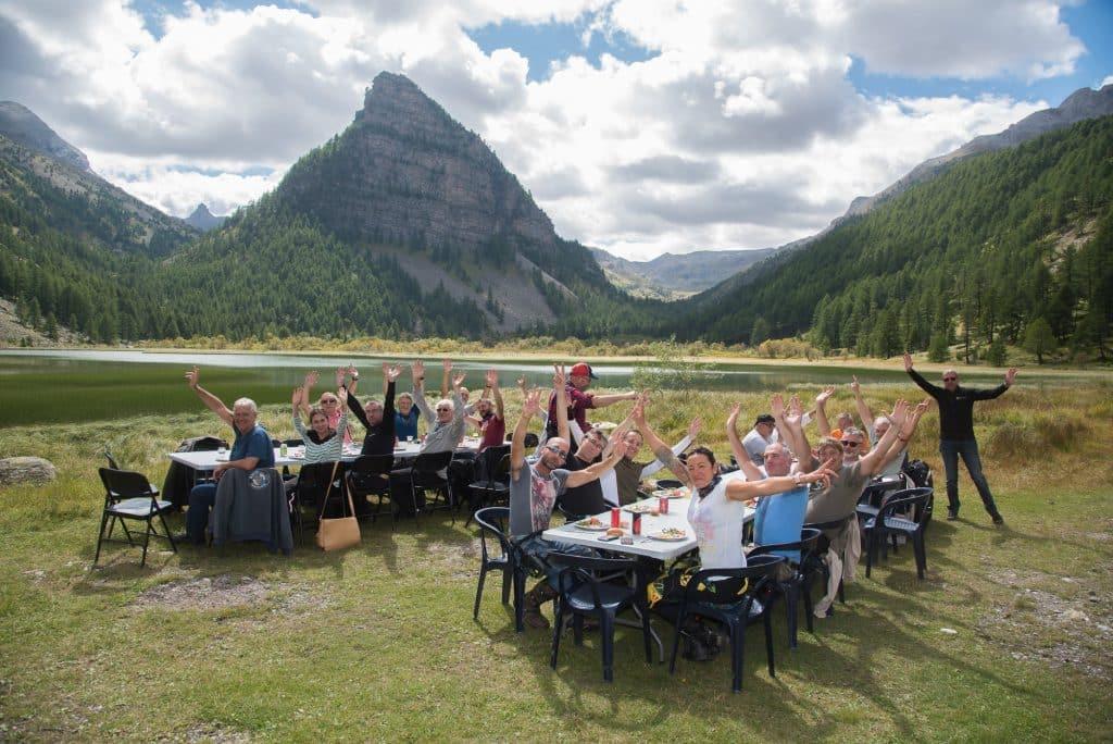 déjeuners secrets ©Alpes Aventure Motofestival