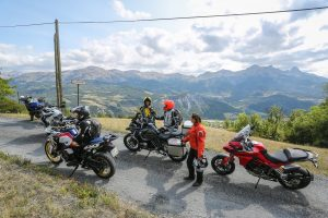 roadtrip moto à la montagne ©Alpes Aventure Motofestival