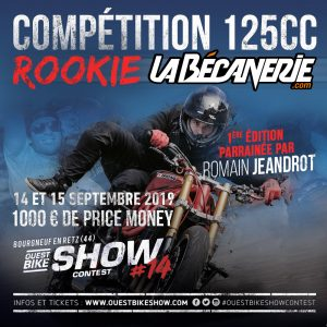 OBSC Rookie by La Bécanerie 2019