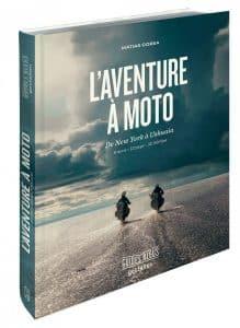 livre L'aventure à moto