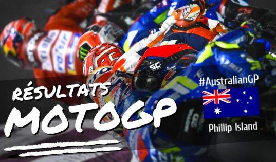 MotoGP Australie 2019