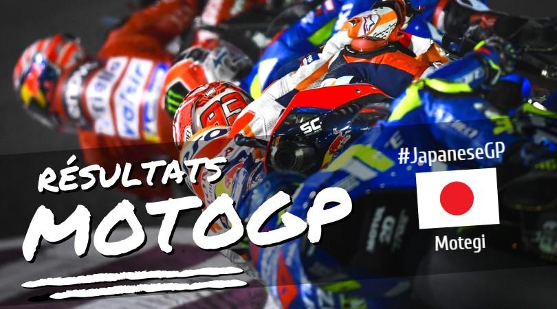 MotoGP Motegi 2019