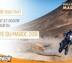 Rallye du Maroc 2019 : du positif pour Xavier de Soultrait