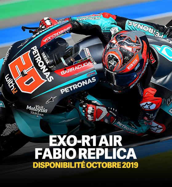 SCORPION EXO-R1 Air FABIO REPLICA