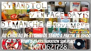 St Andiol Vintage Day's 2019