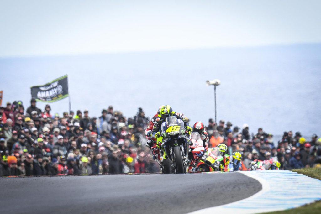 Valentino Rossi GP Australie 2019
