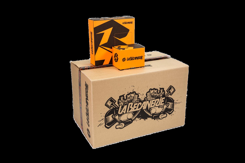 cartons La Bécanerie