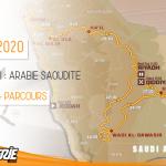 Dakar 2020 : parcours détaillé et chiffres