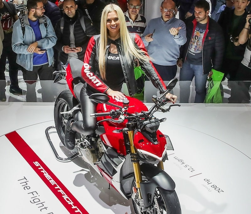 Ducati Streetfighter V4 ©paddock-gp.com