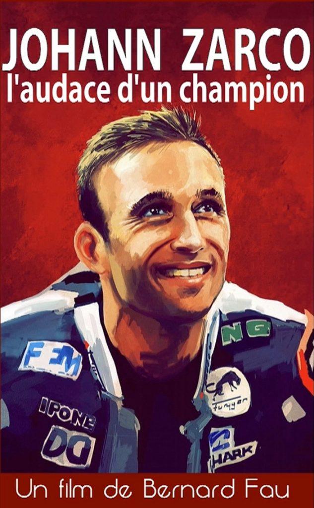 Film moto : Johann Zarco l'audace d'un champion